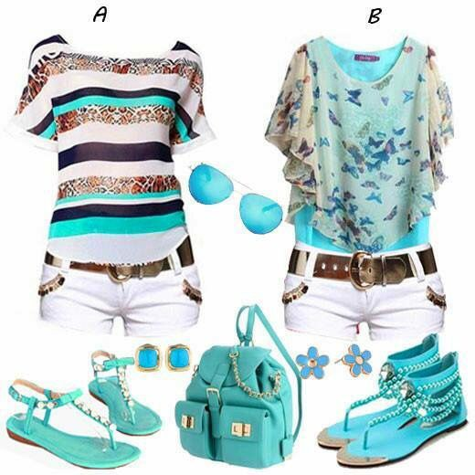 Which one would you wear?