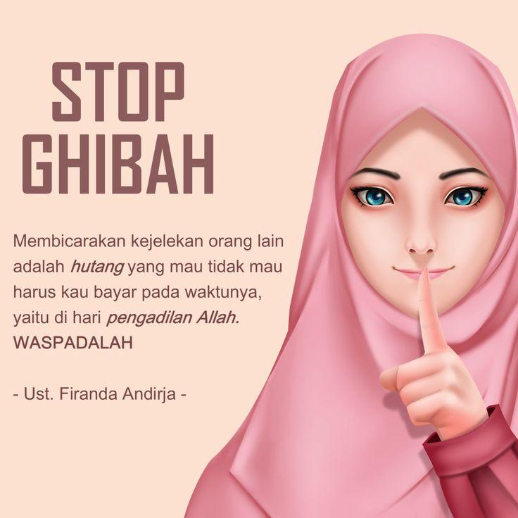 STOP GHIBAH