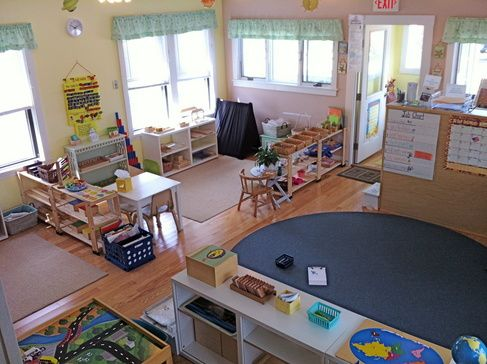 Seaside Montessori Preschool Offers A Early Childhood Education For Children Ages 2 Years 9 Months To 6 In The Town Of Hull Ma