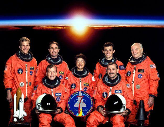 John Glenn [1921-2016]: Tribute from ESA astronaut Pedro Duque