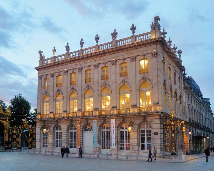 Le Grand-Théâtre de Nancy , à découvrir lors de votre séjour dans l'un de nos hôtels By HappyCulture : https://www.happyculture.com/