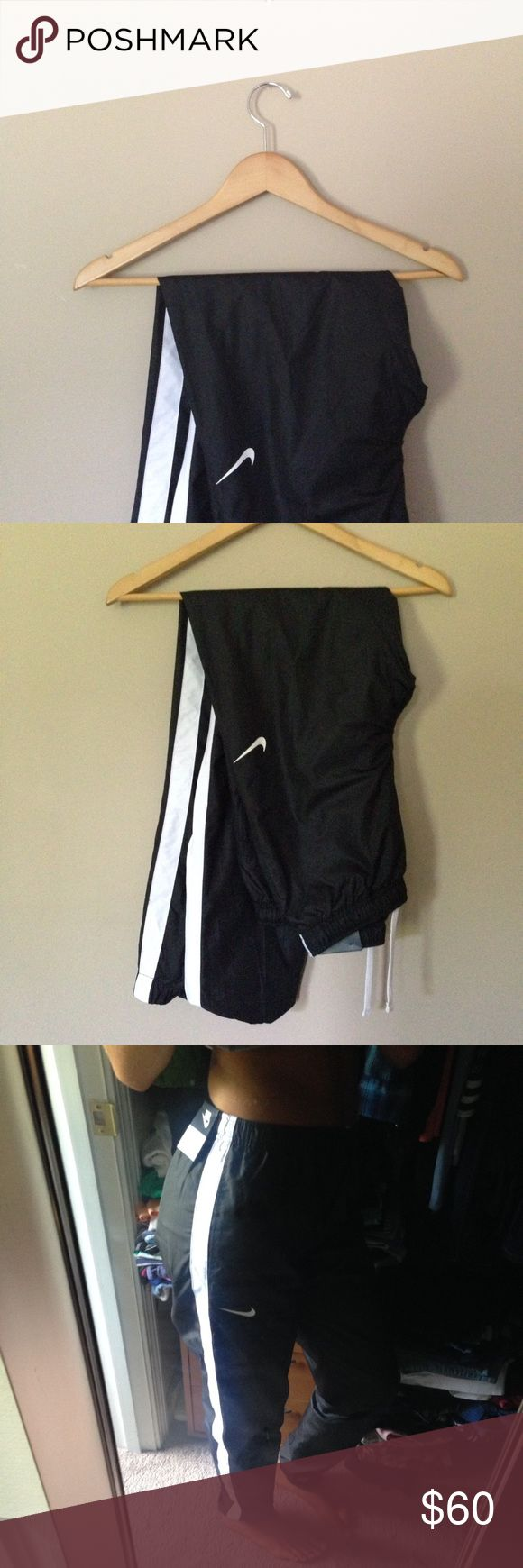 NWT RARE Nike Slim Fit Joggers NWT. Perfect Condition, Reasonable offers accepted. (: Really Rare. Nike Pants Track Pants & Joggers