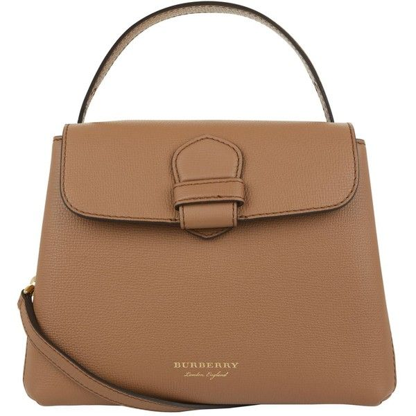 Burberry Small Camberley Tote ($1,270) ❤ liked on Polyvore featuring bags, handbags, tote bags, over the shoulder tote, tote bag purse, burberry purses, beige handbags and burberry tote