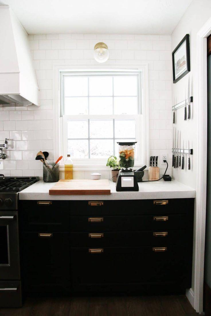 Best Diy White Concrete Countertops Kitchen Remodel Concrete 400 x 300