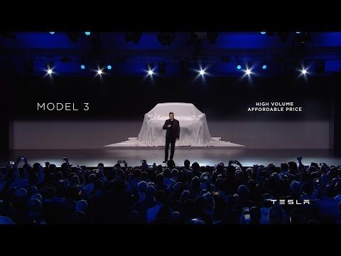 All About Tesla's Model 3 Car [Video] - 115,000 pre-orders in 24 hours! That is a sure sign of the success that Tesla's innovation model is capable of. Check out their new car, the Model 3.