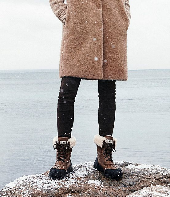 Ugg Australia Adirondack Cold Weather Duck Boots