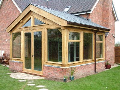 Garden Rooms Amp Extensions Sherwood Oak Buildings