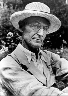 "Hermann Hesse (German, 1877-1962). ""We fear death, we shudder at life's instability, we grieve to see the flowers wilt again and again, and the leaves fall, and in our hearts we know that we, too, are transitory and will soon disappear. When artists create pictures and thinkers search for laws and formulate thoughts, it is in order to salvage something from the great dance of death, to make something last longer than we do"". Hermann Hesse, Narcissus and Goldmund....♔.."