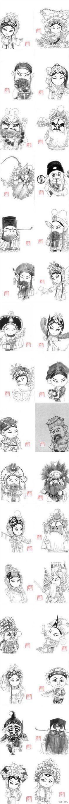 L-Xinp采集到插画