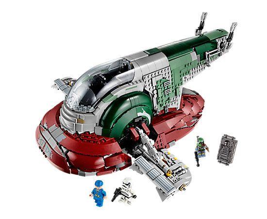 Slave I | LEGO Shop