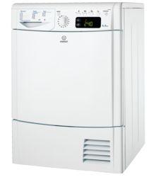 Secadora - Indesit IDCE G45 B H Condensación, 8kg, Clase energética B, 296 e