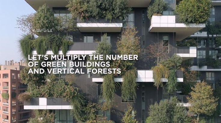 A Call for Urban Forests - Stefano Boeri Architetti, architect of the award-winning Bosco Verticale in Milan, has created a short film that draws attention to the role of trees in mitigating climate change, released to coincide with the announcement of next year's inaugural World Forum on Urban Forests.