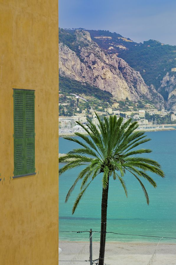Menton-French Riviera by Gilles Menghetti  I use to spend weekends here when I studied on France!!