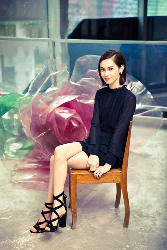 Kiko Mizuhara for Daily Look China