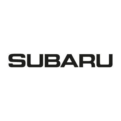 Subaru auto vector logo free
