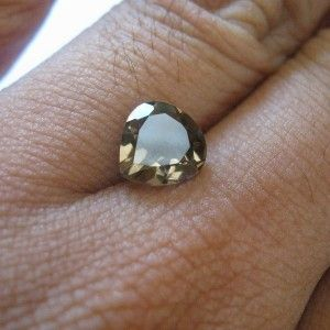 Pear Shape Smoky Quartz 1.50 carat