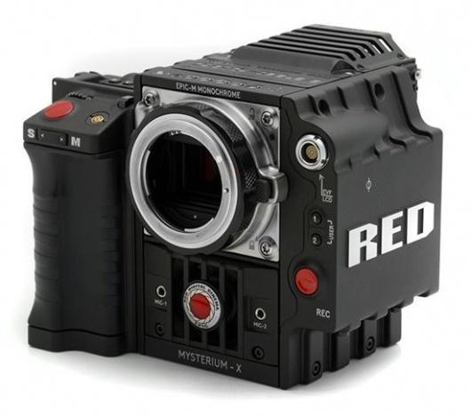 RED unveils USD 42,000 Epic-M Monochrome cinema camera