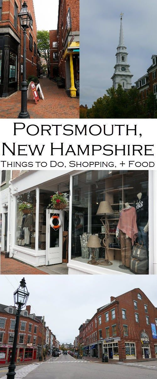 Portsmouth Nh Shopping >> Portsmouth Nh Things To Do New England New England Day Trips