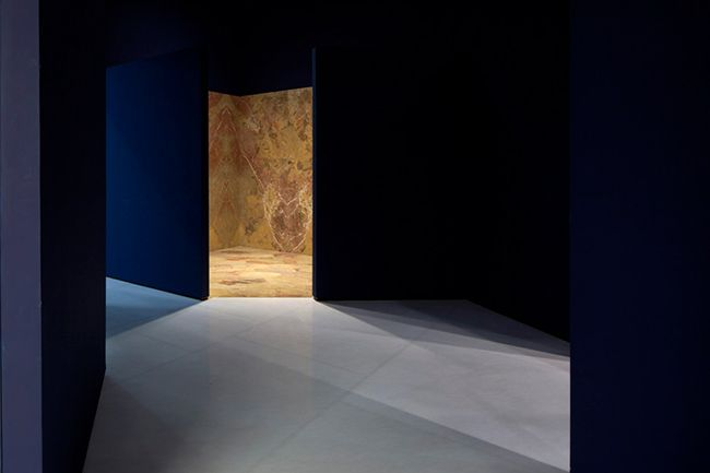 Fervital / Antolini Stone Gallery by Paritzki Liani Architects | Featured on Sharedesign.com