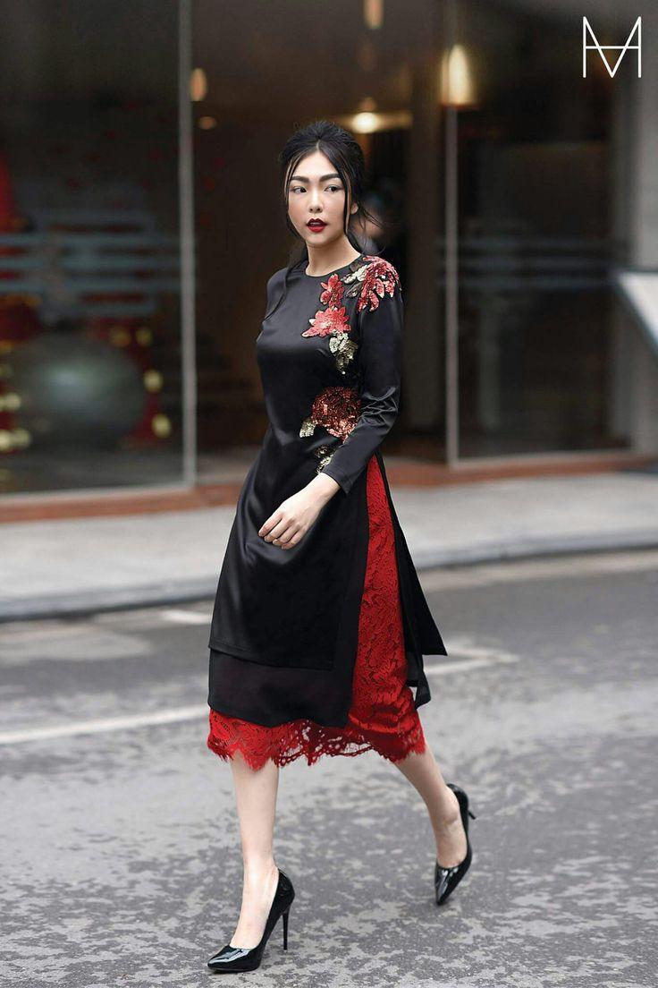 Vietnamese modern ao dai