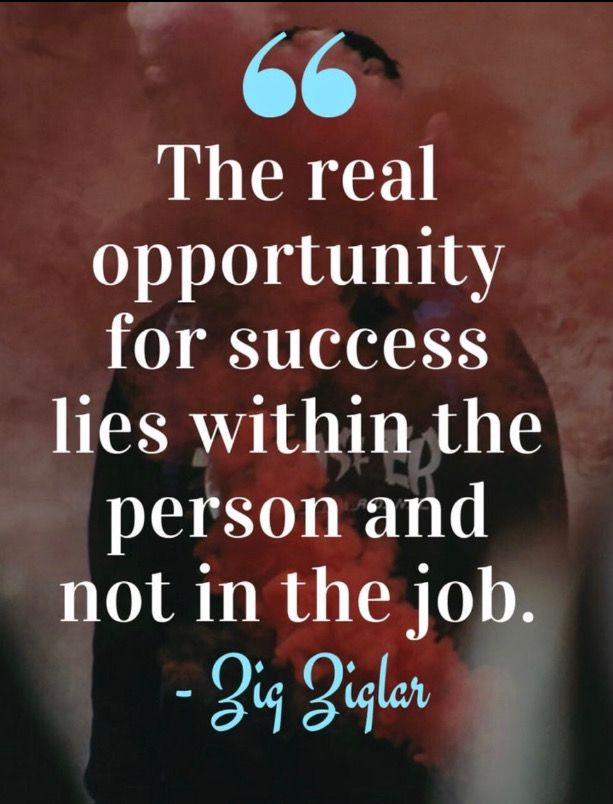 Positive Thinking Quotes Of The Day: Career Quotes Inspirational