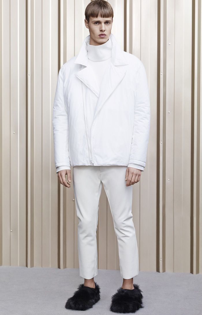 @Acne Studios men's Fall/Winter 2014 collection