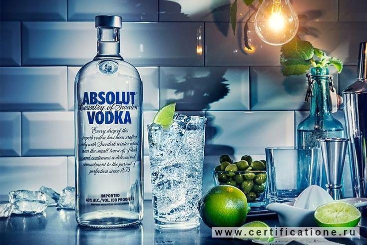 В России стартует проект по изучению качества водки.