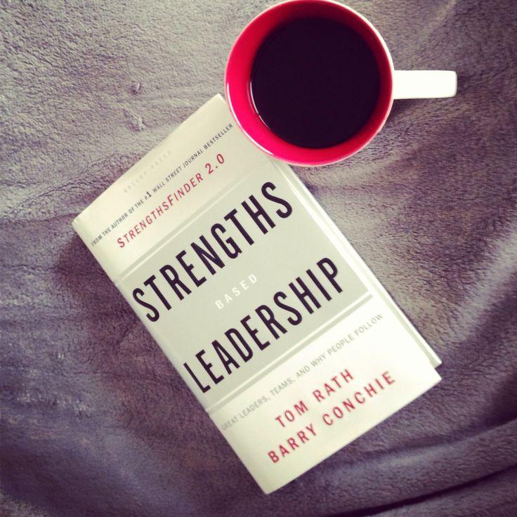 Strengths based leadership :)