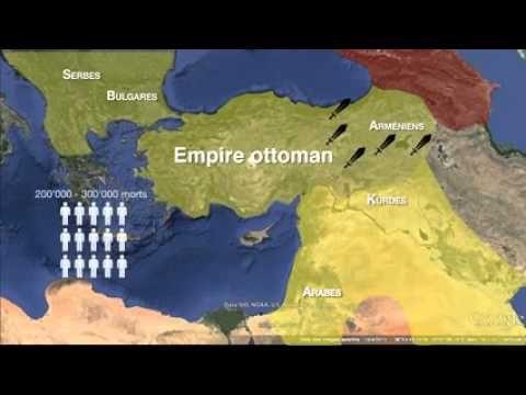 Le génocide arménien expliqué en 2 minutes