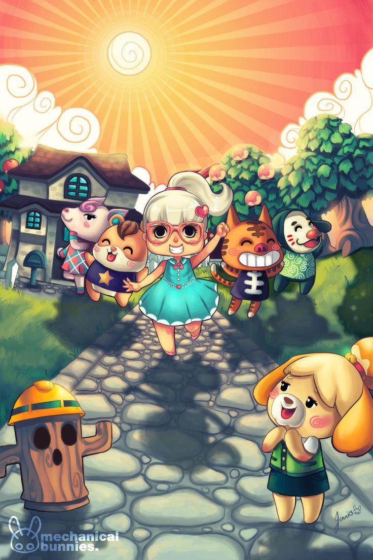 Animal Crossing Fan Art Photo Animal Crossing Fan Art Animal Crossing Animal Crossing Memes