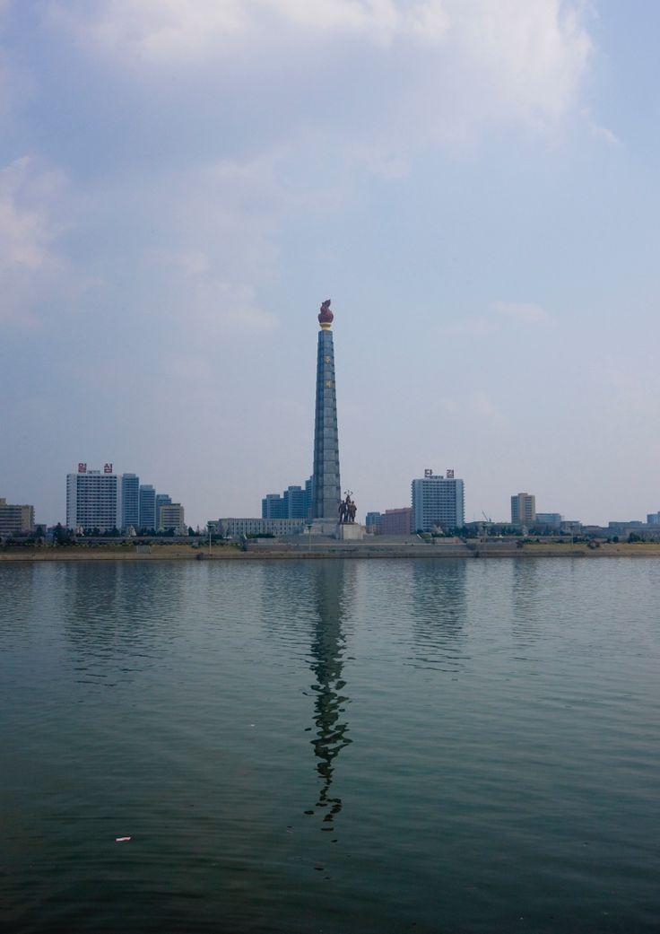Reflections | Eric Lafforgue Photography - Pyongyang, North Korea