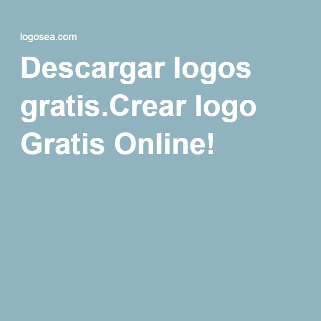 Descargar logos gratis.Crear logo Gratis Online!