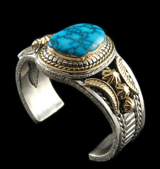 21 best Silver and Gold Turquoise Jewelry images on Pinterest