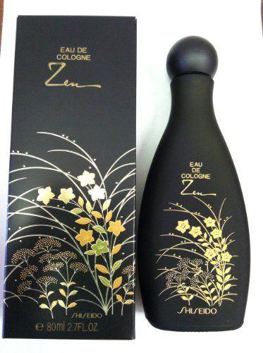 Zen Classic by Shiseido for Women - 2.7 oz EDC Splash (Original Black - 1964) - http://www.theperfume.org/zen-classic-by-shiseido-for-women-2-7-oz-edc-splash-original-black-1964/