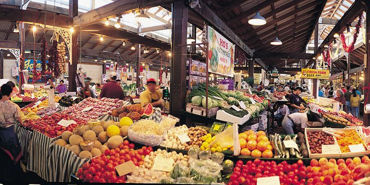 Fremantle market - o happy memories