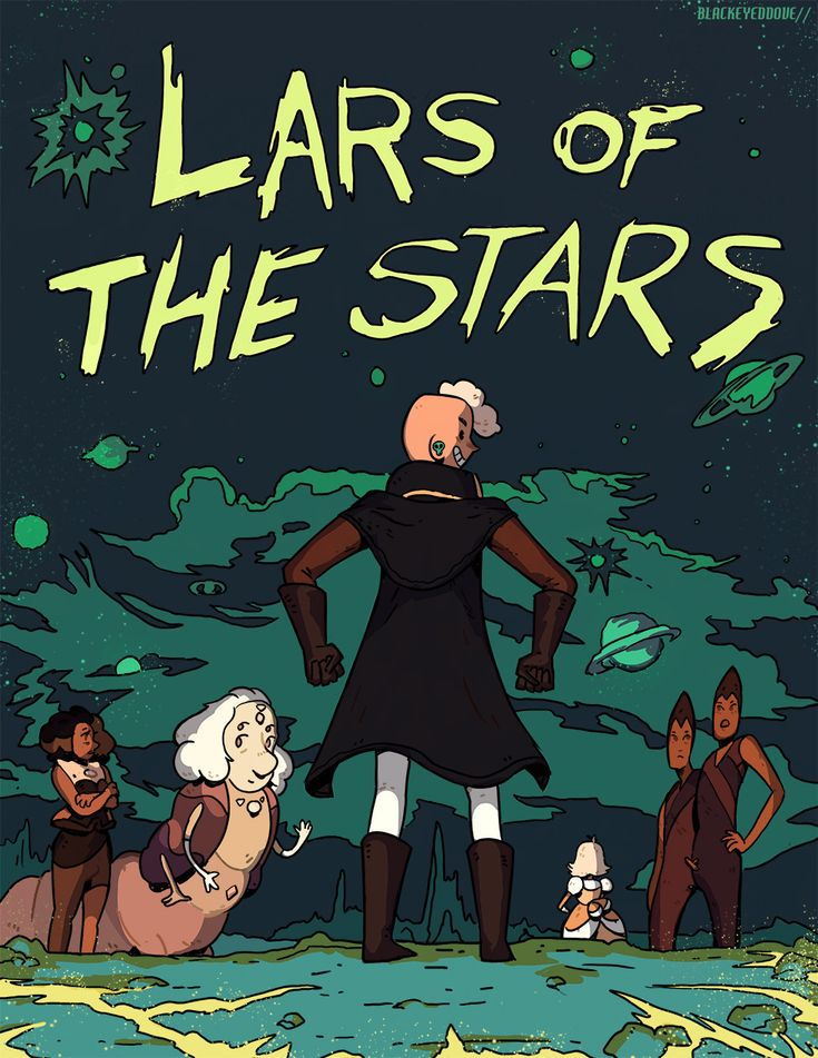 Lars of the stars! Really like his character progression and can't wait for what comes next. He needs to have his own show now. Updated because my dumbass put an apostrophe in lars, im the worst at...