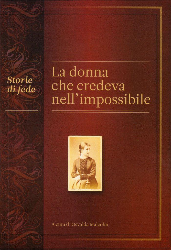 La storia vera di questa straordinaria donna di Dio, raggiunge le sfere dell'impossibile. Praticamente in ogni evento raccontato in questo libro, si può percepire l'invisibile mano di Dio all'opera...
