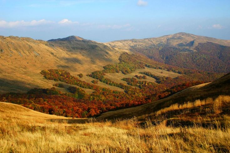 Bieszczady in the fall / F.Mazur/AG