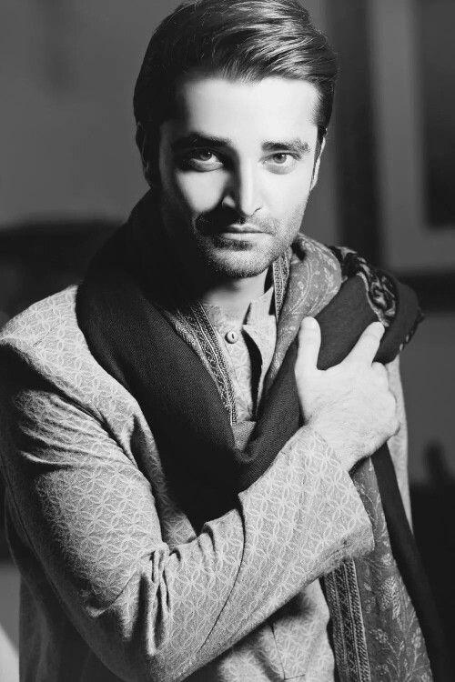 Hamza Ali Abbasi, Pakistan's model and actor
