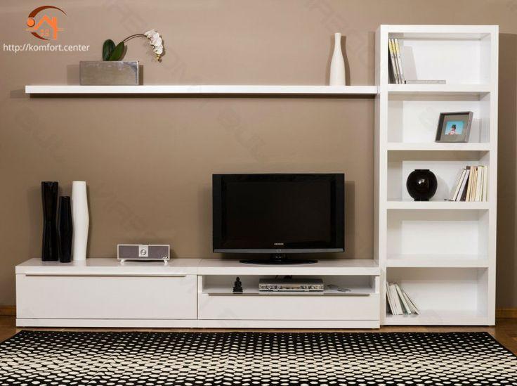 стенка в гостиную под телевизор
