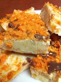Butterfinger FudgeButterfinger Fudge Omg, Sweets Treats, Yummy Food, Fudge Recipe, Candies, Easy Butterfinger, Butterf Fudge, Sweets Tooth, Butterfinger Fudge Yummy