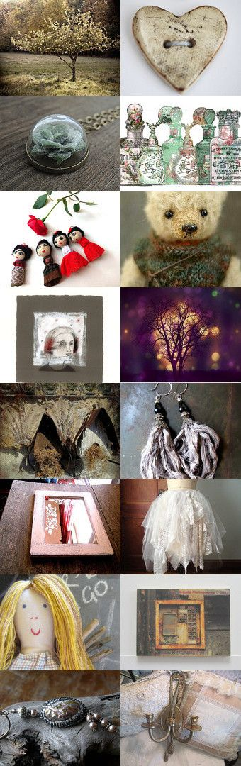 Wild at Heart Gratitude IV for Team Reloved by Julie Sumerta on Etsy--Pinned with TreasuryPin.com
