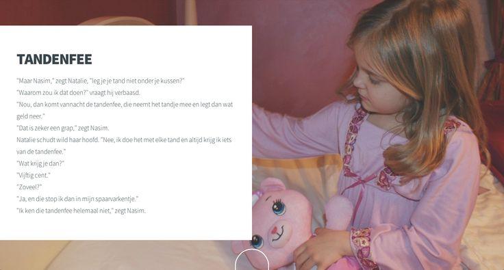 De tandenfee. Kennen alle kinderen deze fee? Zijn er vergelijkbare 'verhalen' bij de verschillende levensbeschouwingen?