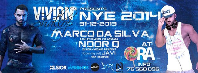 Vivian Shallop presents NYE 2014 party ft. Marco Da Silva + Noor Q + JaVi!...  http://rpnlebanon.com/site/vivian-shallop-presents-nye-2014-party-ft-marco-da-silva-noor-q-javi/