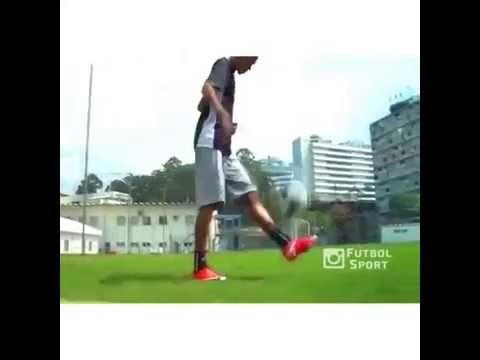 La vitesse de Neymar à 17 ans Videos - YouTube