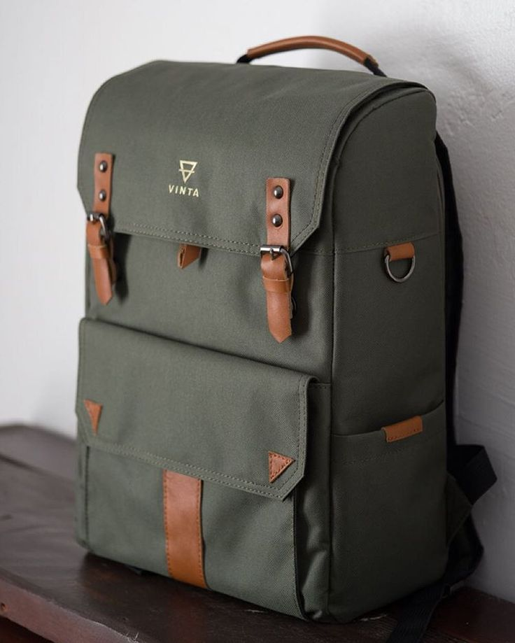 VINTA   Travel & Camera Bags