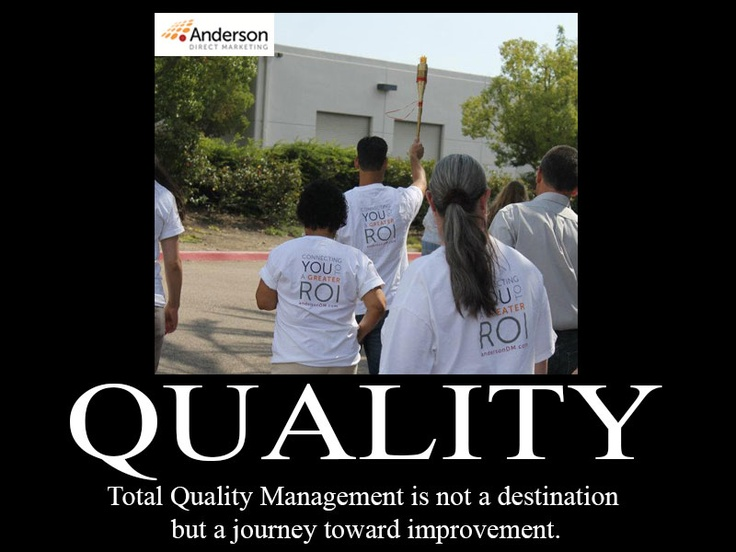 """total quality management impact of globalization Quality"""" the concept of tqm has dominated the management scene for some  decades many  the effect of globalization of indian manufacturing industry is."""