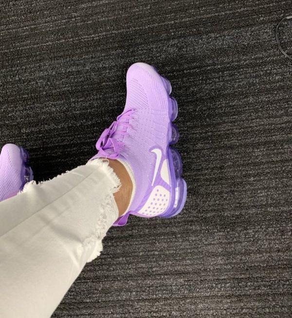 Womens purple Nike Vapormax Flyknit 2.0 for Sale in Burlington, IA ...