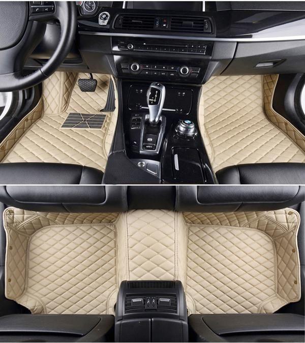 Floor Mats Beautiful Protector Auto Decorative Decoration Parts Accessory Modified Automovil Mouldings Interior Carpet Car Floor Mats For Mazda Cx-5
