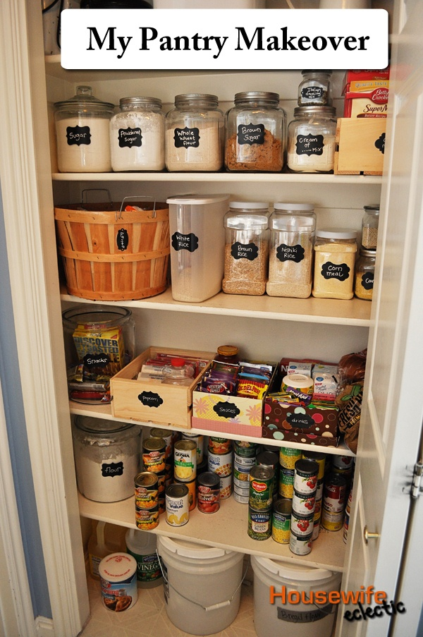 Get Inspired 10 Amazing Pantry Makeovers: Nice, Pantry And Need To